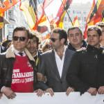Miles de taurinos piden en Valencia respeto por su exceso de testosterona