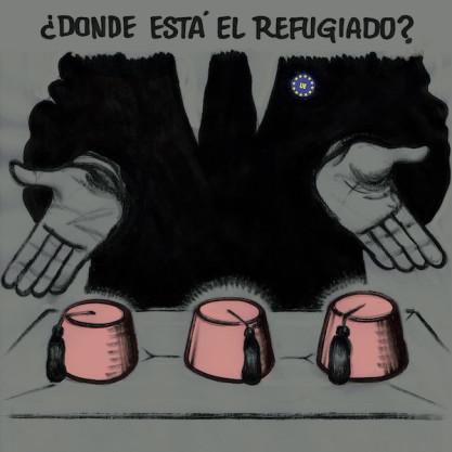 REFUGIADO TRILERO