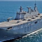 El portaaviones Juan Carlos I se suma a la investigación contra Podemos