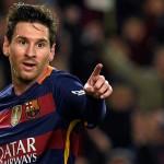 Messi confirma que dedicará su próximo gol a Cristóbal Montoro