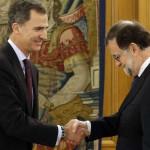 Sexólogos daneses creen que Rajoy se estaría deslizando el encargo del Rey por el forro de los cojones