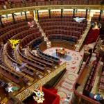 Aparecen diez Pokémon del tipo Volador en el Congreso de los Diputados