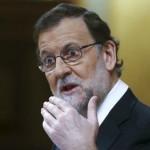La frecuencia de onda utilizada por Rajoy en su discurso cortó la regla a veintisiete diputadas