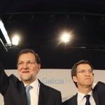 """Rajoy agradece el apoyo de los gallegos y les promete """"más putadas, más gordas y más abyectas"""""""
