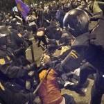 La Policía Antidisturbios condena la extrema agresividad de Pablo Iglesias en el Congreso