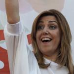 Susana Díaz derribará dieciocho organizaciones socialistas en una gira por siete países europeos
