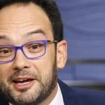 """El PSOE usará el nuevo vocablo """"ni"""" para rechazar los Presupuestos del Gobierno"""