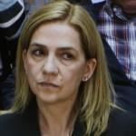 La infanta Cristina confirma que no volverá a pisar España hasta que la enmoqueten otra vez