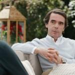 Hasta veintisiete erecciones llegaron a tener Bertín y Aznar durante la entrevista en Tele 5