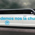 El PP reacciona y lanza su respuesta elegante al tramabús de Podemos