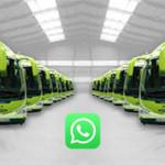 """WhatsApp ofrecerá """"hablar por bus"""" a partir de mayo"""