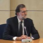 La Audiencia Nacional niega que prohibiese a Rajoy orinar sobre los zapatos de los letrados