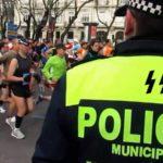 Un logotipo en la espalda distinguirá en Madrid a los policías nazis de los normales
