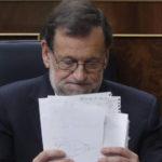 Rajoy abandona España para dedicarse a organizar la corrupción de otros países